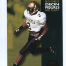 DEON FIGURES 1993 Skybox Premium Edition #34 ROOKIE Colorado STEELERS