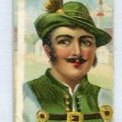 AUSTRIA 1910 Types of Nations T113 Tobacco Card