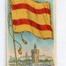 SPAIN 1910 Types of Nations T113 Tobacco Card