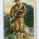 INFANTRY, U.S. ARMY 1909 Military Series T81 Tobacco Card