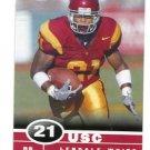 LenDALE WHITE 2006 Sage Hit #21  ROOKIE USC Trojans TITANS