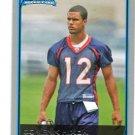 DOMENIK HIXON 2006 Bowman #227 ROOKIE Broncos NY New York Giants