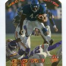 CURTIS ENIS 2000 Fleer Ultra GOLD MEDALLION #45G Penn State BEARS