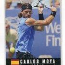 CARLOS MOYA 2003 NetPro International Series #13 ROOKIE Spain