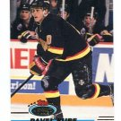 PAVEL BURE 1994 Topps Stadium Club #480 Vancouver Canucks
