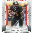 JEREMY MACLIN 2009 Prestige XTRA Points RED SP #155 ROOKIE Eagles #d/100