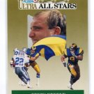 KEVIN GREENE 1991 Fleer Ultra All-Stars #10 Auburn Tigers STEELERS