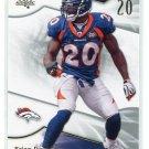 BRIAN DAWKINS 2009 SP Authentic #43 EAGLES Broncos CLEMSON Tigers