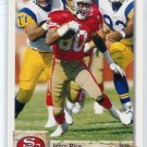 JERRY RICE 1992 Upper Deck UD #616 SF 49ers