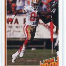 JERRY RICE 1991 Upper Deck UD #475 SF 49ers