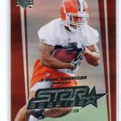 JEROME HARRISON 2006 Upper Deck Star Rookie Exclusive #254 Cleveland Browns WASHINGTON ST Cougars