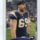 JARED ALLEN 2009 Topps #265 Minnesota VIKINGS