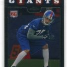TERRELL THOMAS 2008 Topps Chrome #TC263 ROOKIE New York NY Giants USC TROJANS