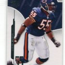 LANCE BRIGGS 2008 SP Authentic #65 Chicago Bears