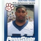 DEVON STILL 2009 Penn State Second Mile College Card NITTANY LIONS Benglas DT