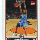 RYAN HOLLINS 2006-07 Topps #225 ROOKIE Charlotte Bobcats UCLA Bruins