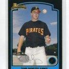 TOM GORZELANNY 2003 Bowman Draft Picks #BDP45 ROOKIE Pittsburgh Pirates