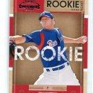 TIM MURPHY 2008 Playoff Contenders #45 ROOKIE Texas Rangers