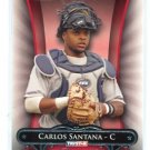 CARLOS SANTANA 2010 TriStar Pursuit #147 Indians