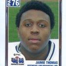 JAMIE THOMAS 2004 Big 33 Pennsylvania High School card MARYLAND TERPS