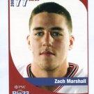 ZACH MARSHALL 2005 Big 33 Pennsylvania High School card MARYLAND TERPS
