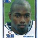 EUGENE CLAY 2004 Big 33 High School card VILLANOVA