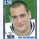 DAVE DALESSANDRO 2004 Big 33 High School card VILLANOVA