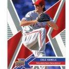 COLE HAMELS 2008 Upper Deck X #74 Phillies