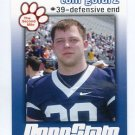TOM GOLARZ 2009 Penn State Second Mile DE