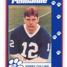 KERRY COLLINS 1993 Penn State Second Mile TITANS QB