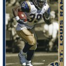 STEVEN JACKSON 2008 Fathead Tradeables Game Time #G49 Rams OREGON STATE Beavers