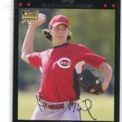HOMER BAILEY 2007 Topps Update #UH149 ROOKIE