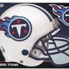 TENNESSEE TITANS 2009 Fathead Tradeables Team Helmet #H31