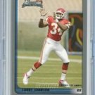 LARRY JOHNSON 2003 Bowman SILVER Uncirculated ROOKIE Penn State Nittany Lions CHIEFS