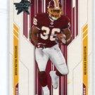 NEHEMIAH BROUGHTON 2005 Leaf Rookies & Stars #183 ROOKIE Redskins THE CITADEL