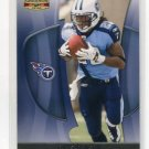 CHRIS JOHNSON 2009 Donruss Gridiron Gear #20 Tennessee TITANS