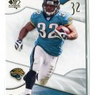MAURICE JONES-DREW 2009 SP Authentic #96 Jaguars UCLA Bruins