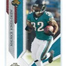 MAURICE JONES-DREW 2009 Playoff Absolute #46 Jaguars UCLA Bruins