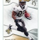 REGGIE BUSH 2009 SP Authentic #84 Saints USC Trojans