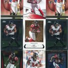 $.05 SALE:   (9) RODDY WHITE lot Atlanta Falcons