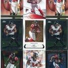 $.05 SALE:   (9) RODDY WHITE lot Atlanta Falcons