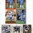 $.05 SALE:   (7) ROY WILLIAMS lot LIONS Cowboys TEXAS Longhorns