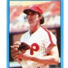 STEVE CARLTON 1982 Topps Sticker #75 Philadelphia Phillies