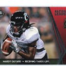 MARDY GILYARD 2010 Press Pass #72 ROOKIE Cincinnati Bearcats RAMS