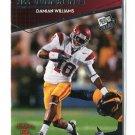 DAMIAN WILLIAMS 2010 Press Pass #79 ROOKIE Southern Cal USC Trojans