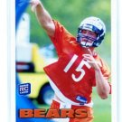 DAN LeFEVOUR 2010 Topps #429 ROOKIE Chicago Bears MIAMI of OHIO QB