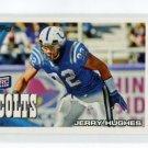 JERRY HUGHES 2010 Topps #228 ROOKIE Colts TCU DE