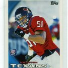 DARRYL SHARPTON 2010 Topps #121 ROOKIE Texans MIAMI CANES Hurricanes