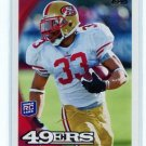 ANTHONY DIXON 2010 Topps #307 ROOKIE 49ers MISS STATE