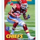 DEXTER McCLUSTER 2010 Topps #248 ROOKIE KC Chiefs OLE MISS REBELS